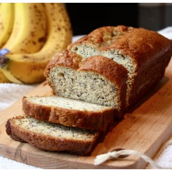Banana Bread (Loaf)