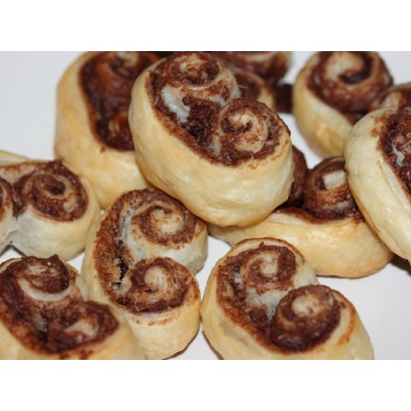 Chocolate Palmiers (12-Pack)