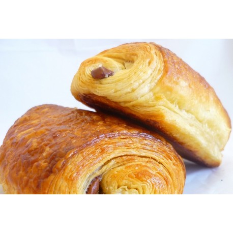 Croissants (Chocolate Filled)