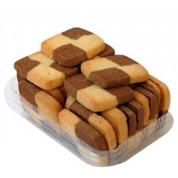 Checkered Biscuits (12-Pack)