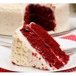 Red Velvet Cake (Double Layer)