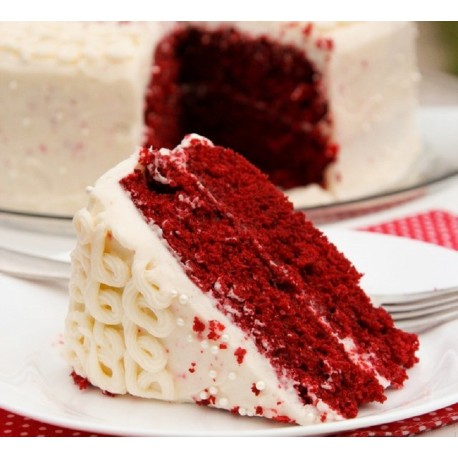 Red Velvet Cake (Double Layer)