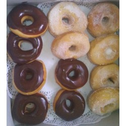 Ring Donuts (12-Pack)
