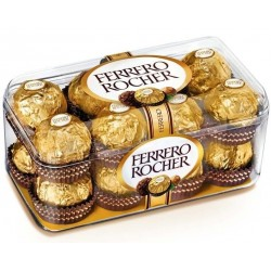 Ferrero Rocher Chocolates (16 Pieces)