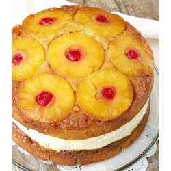 Cheesecake - Pineapple Upside Down