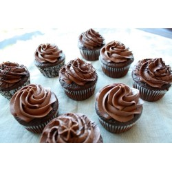 Chocolate Cupcake (12-Pack)