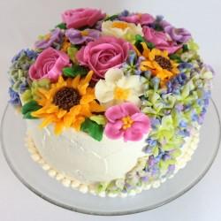 Flowery Cream Dream