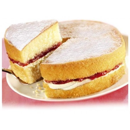Queen's Sponge Cake