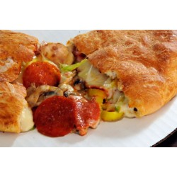 Calzone - Closed Pizza ( 2 pieces)